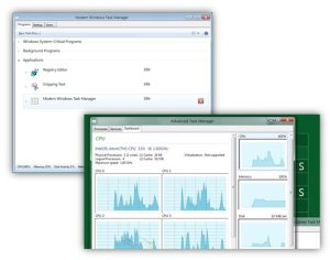 Administrador de Tareas para Windows 8